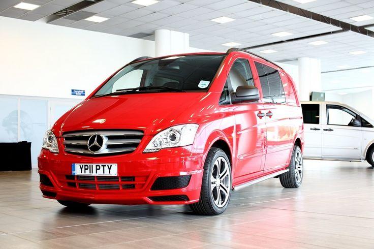 2011 Mercedes-Benz Vito -   Used Mercedes-Benz Vito - Surf4cars - Mercedes benz…