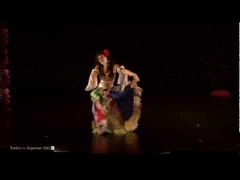 Sophie Armoza - Turkish Roman (Gypsy) - Roman Havası - Turkiz ve Argaman 2011