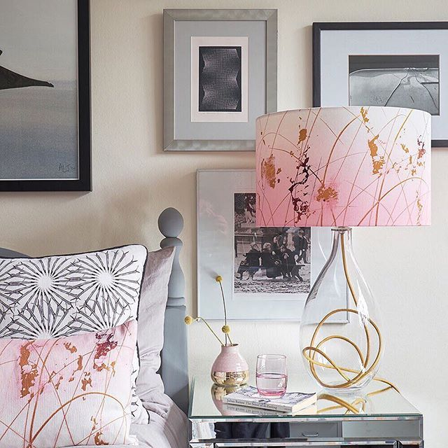 What a lovely spring like feel in the showroom today .... be inspired by our gorgeous Afternoon Dreaming table lamp.  Shop via link in bio and search for Afternoon Dreaming  #glasstablelamp #lumisonlighting #brightideas  Photo credit @annalysejacobs