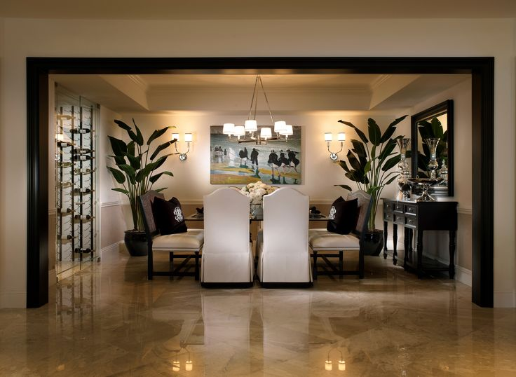 The Ritz Carlton Residences Interior Design Gallery Is Part Of The Interiors  By Steven G.