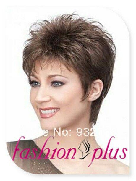 Pingl par helen sur hair styles pinterest cheveux courts coiffures et beautiful - Coiffures courtes degradees ...