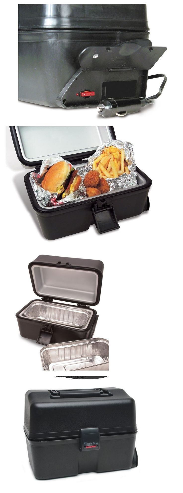 Portable Food Warmer Oven ~ Best ideas about portable stove on pinterest