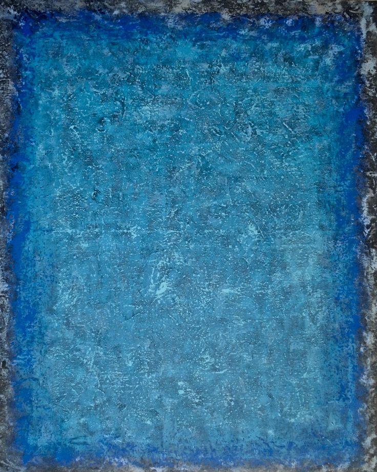 Solaris #717 - minimal abstract art by Jacek Sikora