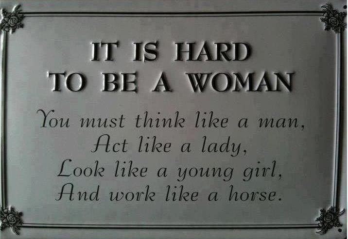 Woman quote...