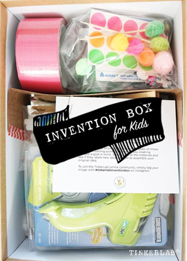 Today I'm sharing FULL instructions on how to build your very own DIY Invention Box for Kids. This box of goodies is designed to inspire children to explore materials in new ways, experiment, test, play, and turn imaginative ideas into a reality. My children have had boxes like this for years, and theirs have since …