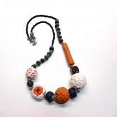 Tundra kolye - #tasarim #tarz #turuncu #moda #nishmoda #orange #design #designer #fashion #trend -