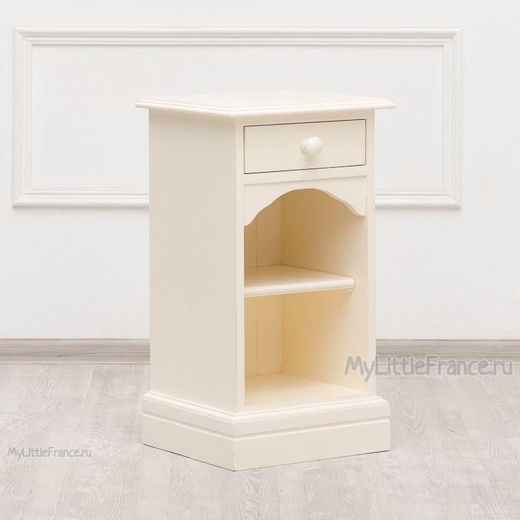 Прикроватная тумбочка Lilian - Тумбочки, туалетные столики - Спальня - Мебель по комнатам My Little France