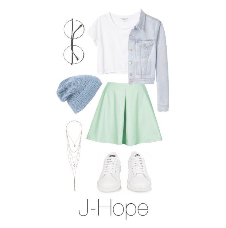 BTS J-Hope/Hoseok Pastel outfit @BTSOufits | Clothes ...
