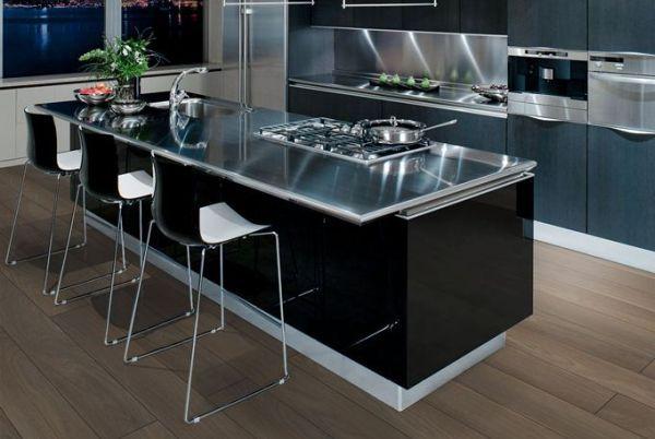 Podłoga w kuchni – nie tylko płytki