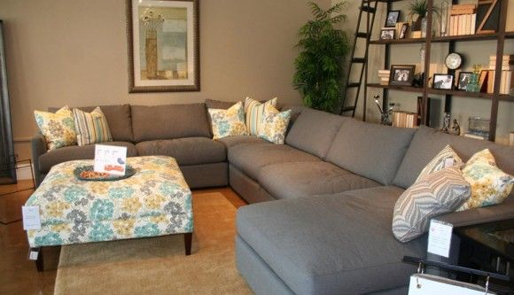Best How To Brighten And Pull Together Room With Gray Couch And 400 x 300