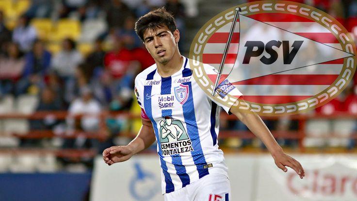 Erick Gutiérrez dejará Pachuca por PSV Eindhoven en mayo - Futbol Total