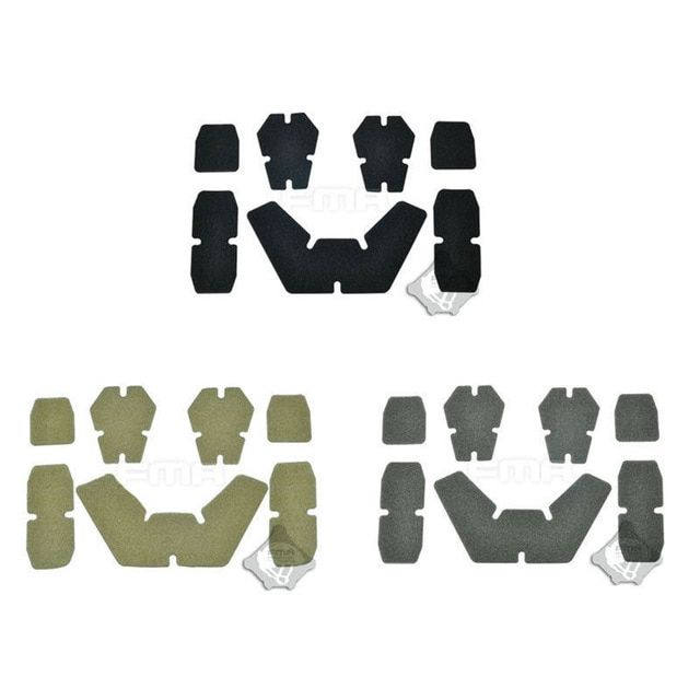 FMA Tactical Military Airsoft Paintball Wargame CP Helmet Group Sticker TB961