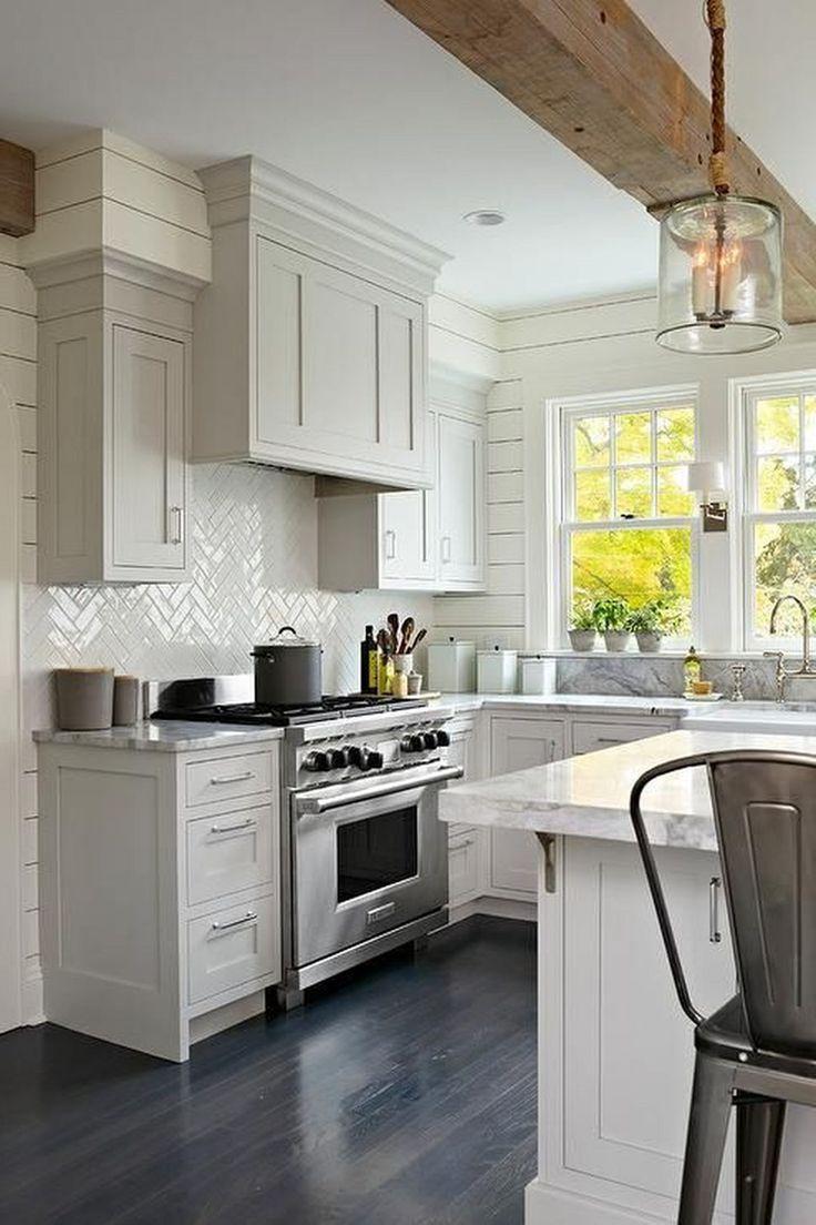 Phenomenon 65+ Amazing Small Modern Kitchen Design Ideas decoor.net/… #Modernk…