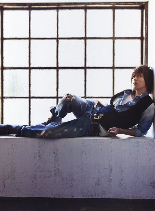 J-Pop, Japanese singer, Yamashita Tomohisa. Japan. S)