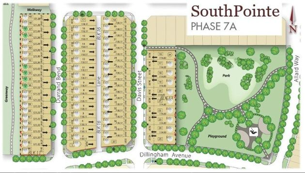 SouthPointe, nestled neatly between beautiful trees and greenery and the…