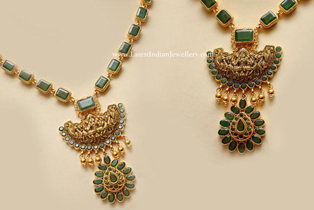 Emeralds Nakshi Temple Haram