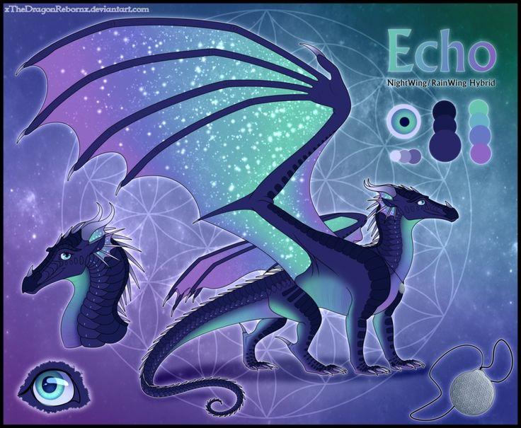 Echo by xTheDragonRebornx.deviantart.com on @DeviantArt