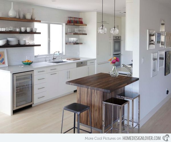 Eat In Kitchen Design For The Home Pinterest