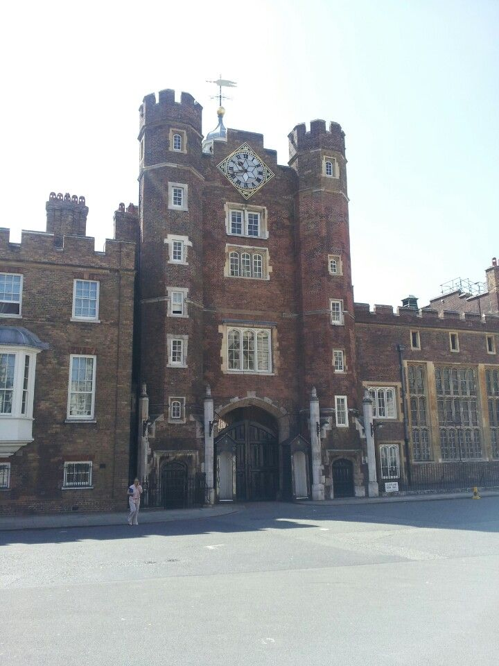 St James's Palace in City of Westminster, Greater London