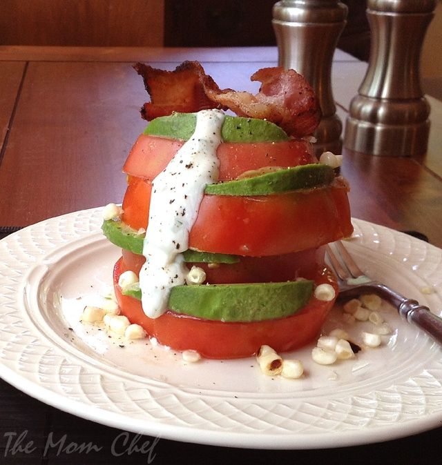 ... Salads & Veggies Salads ~ on Pinterest | Tomato salad, Avocado salads