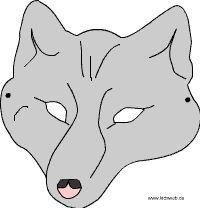 25 einzigartige wolfsmaske ideen auf pinterest masken. Black Bedroom Furniture Sets. Home Design Ideas