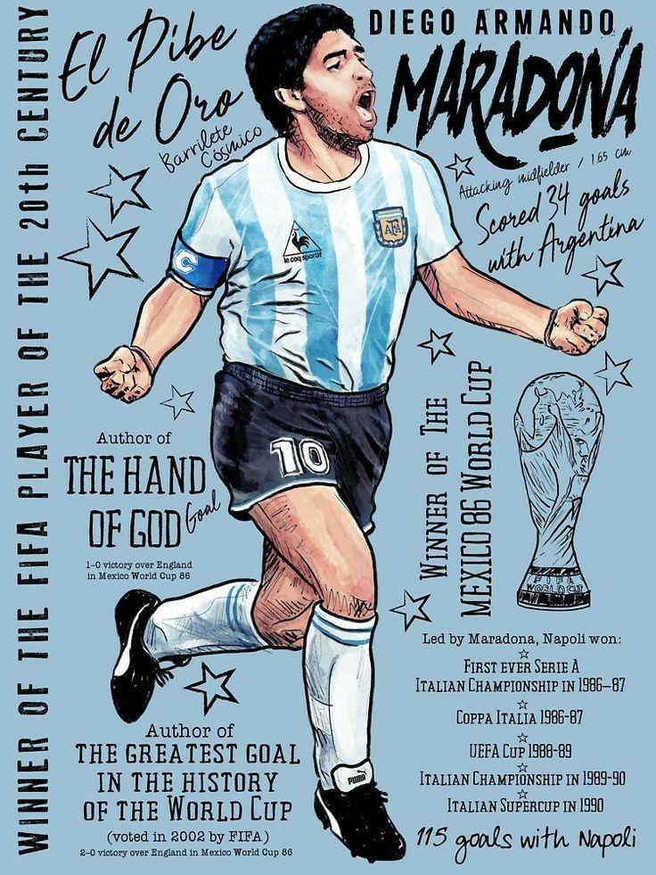 13 Maradona Ideas Diego Maradona Football Soccer