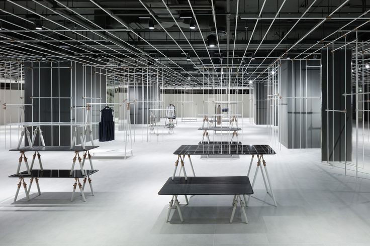 Nendo Designs 'Siam Discovery' a Retail Complex in Bangkok, Thailand…