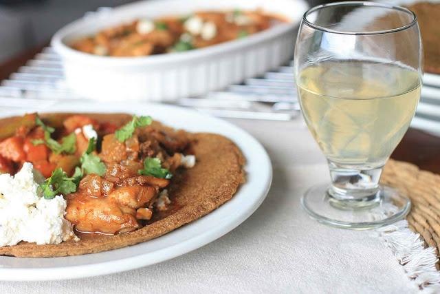 Doro W'et - Spicy Ethiopian Chicken Stew | A Ethiopian | Pinterest