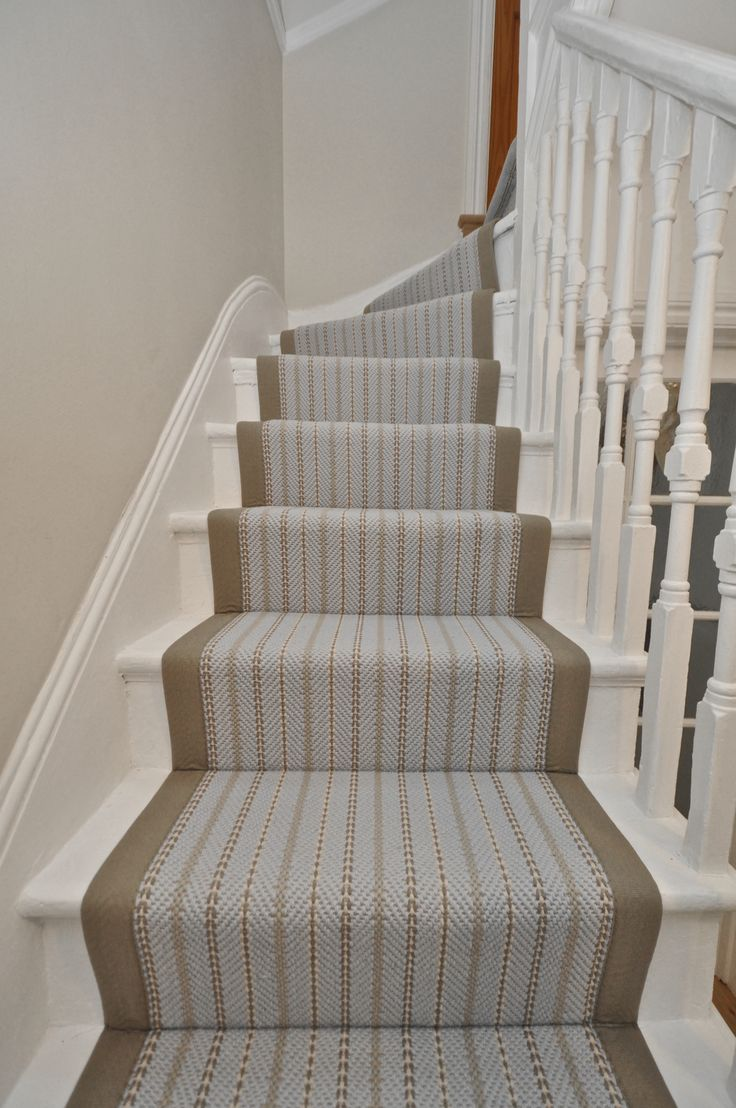 5026 wool stair runners bowloom wool striped carpet with