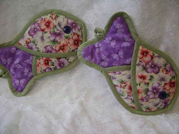 Free Shipping Clearance... Flower Fish by VernieLeeDesigns on Etsy