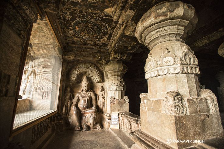Ellora Caves are a marvel in sculture and architecture. This collection of Buddhist, Jain and Hindu caves date back to the 1st Century AD and are a UNESCO World Heritage Site