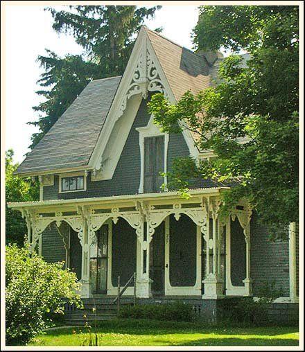 18 besten old houses foursquare bilder auf pinterest for Gothic wohnen