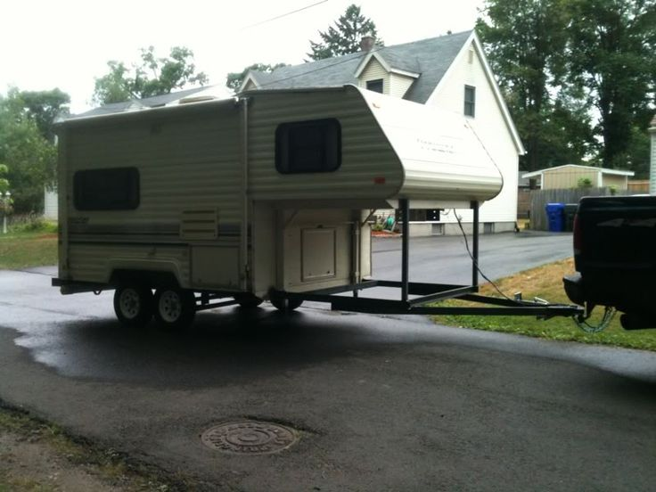 Travel Trailers You Can Pull With A Car