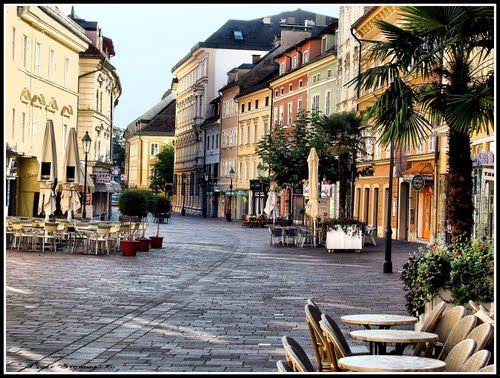 austrian towns and villages | Klagenfurt, Carinthia, Austria - City, Town and Village of the world