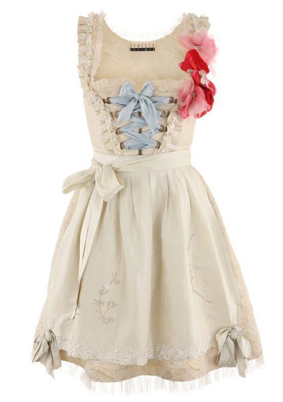 Do Want / Dirndl Couture Dirndl Couture Galerie - - Madame Pompadour - OPHELIA BLAIMER -