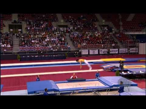 The Legendary DONG Dong -- 2013 Trampoline Worlds, FIG Official -- World…