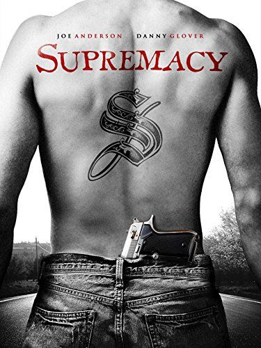 ~Supremacy (2014): A just paroled white supremacist and his ruthless girlfriend kill a cop and take an African American family hostage. Meanwhile, Sobecki, the heavily-tattooed supremacist leader who oversees his criminal empire from behind bars, is not thrilled when he learns of his charge's screw-up. The patriarch of the family, an ornery ex-con himself, must rely on his wit and understanding of the racist mind to find a plan to free his family, but not before he confronts his own brand of…