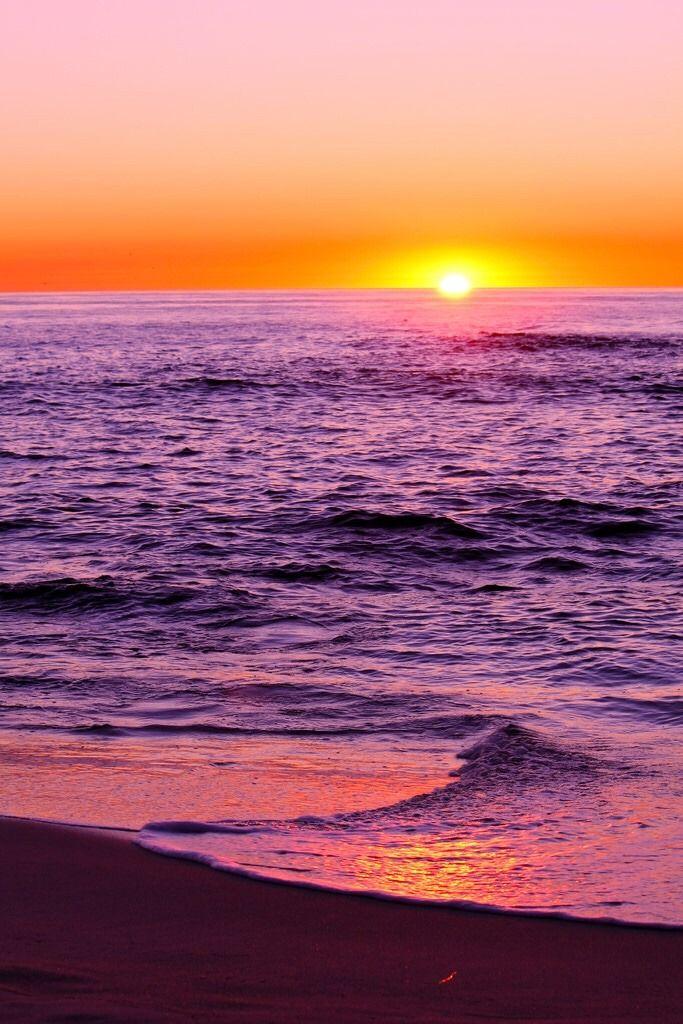 Purple Sunset Purple Sunset Beautiful Landscape Photography Amazing Sunsets