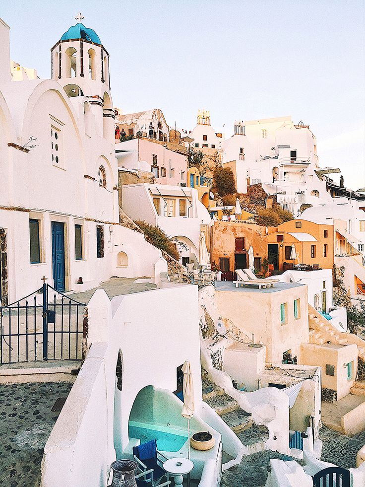 Travel Diary: Greece Honeymoon to Santorini & Athens | LivvyLand