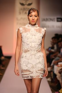#spring/summer 2015, dress, # Lakme' fashion week # Surbhi*Shekhar