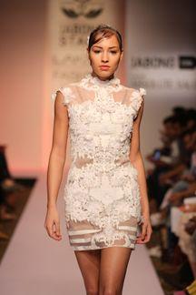 #spring/summer 2015, dress, # Lakme' fashion week # Surbhi*Shekhar