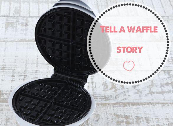 A simple delicious waffle recipe!