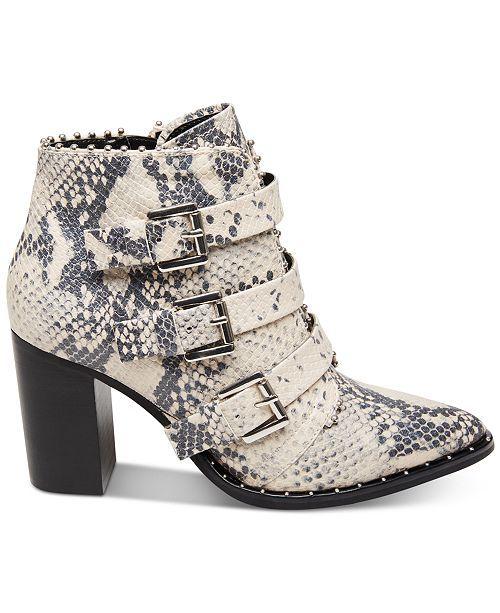 c5b481535d8 Steve Madden Humble Studded Booties | Fancy Pants | Shoe boots ...