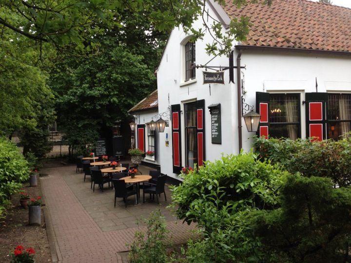 Naar Kraantje Lek in Overveen toen er bijna geen pretparken bestonden in Nederland.