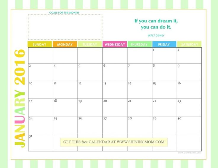 Spanish April Calendar : Montly calendar january in spanish