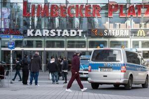 Essen: Nach Terrordrohung gegen Einkaufszentrum am Limbecker Platz - zwei Männer festgesetzt