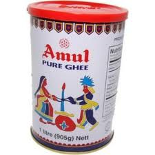 The richness of milk can be found within a can of #Amul_Ghee. Shared by #Sulabhmart. Read more at http://sulabhmart.com/Grocery/OQ==