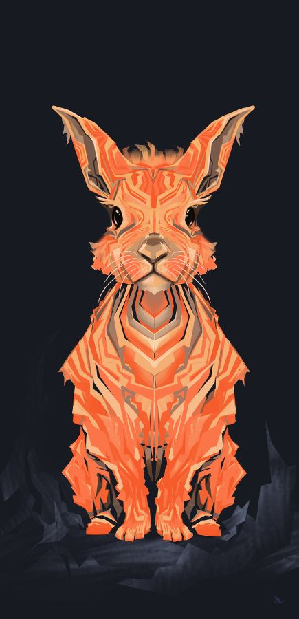Little Rabbit by SylviaRitter