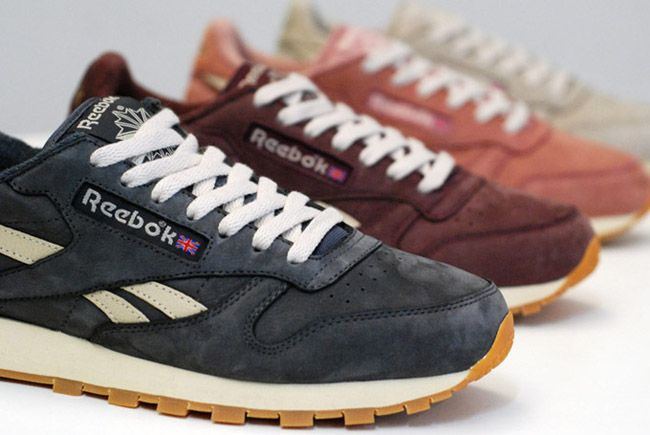 "Reebok Classic ""Nubuck"" Pack   KicksOnFire"