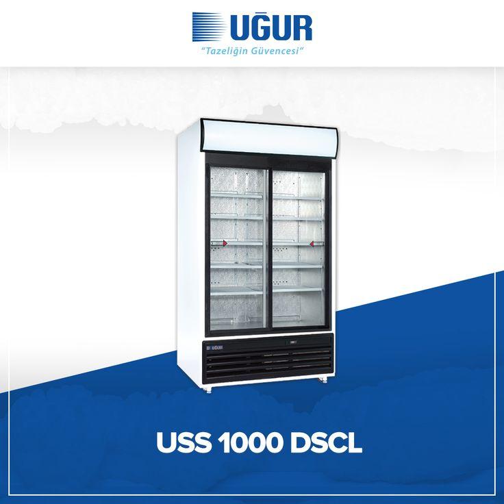 USS 1000 DSCL birçok özelliğe sahip. Bunlar; aydınlatmalı kanopi seçeneği, mükemmel ürün görünürlüğü sağlayan iç aydınlatma, temperli cam kapı, yüksekliği ayarlanabilen ayaklar, analog veya dijital termometre seçeneği ve kapı kilidi seçeneği. #uğur #uğursoğutma